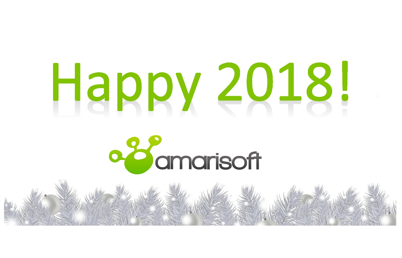 All the best for 2018!
