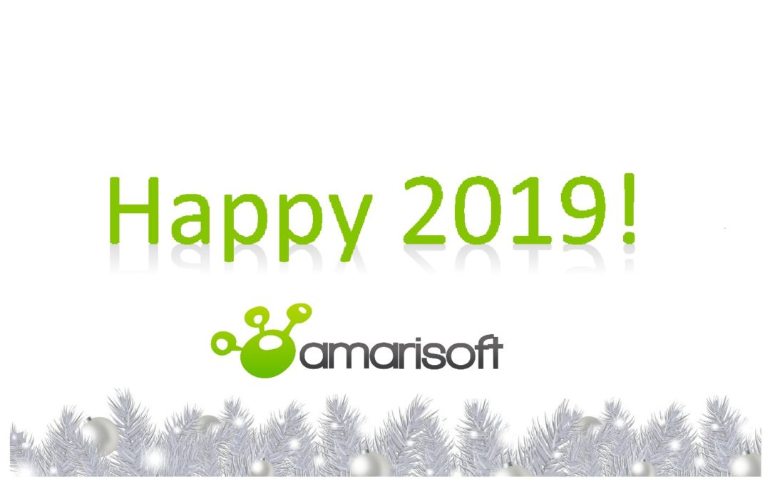 All the best for 2019!